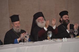 Ο Πατριάρχης Αλεξανδρείας στην Ι.Μ. Κυρηνείας