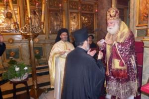Διορισμός του Άκκρας Ναρκίσσου ως Νέου Πατριαρχικού επιτρόπου Αλεξανδρείας στο Δευτερόθρονο Πατριαρχείο