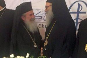 Αλλαγή σκυτάλης στην προεδρία του Συμβουλίου Χριστιανικών Εκκλησιών Μ. Ανατολής