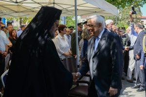 Στην Καλαμάτα ο Πρόεδρος της Δημοκρατίας για τον Αλ. Κουμουνδούρο