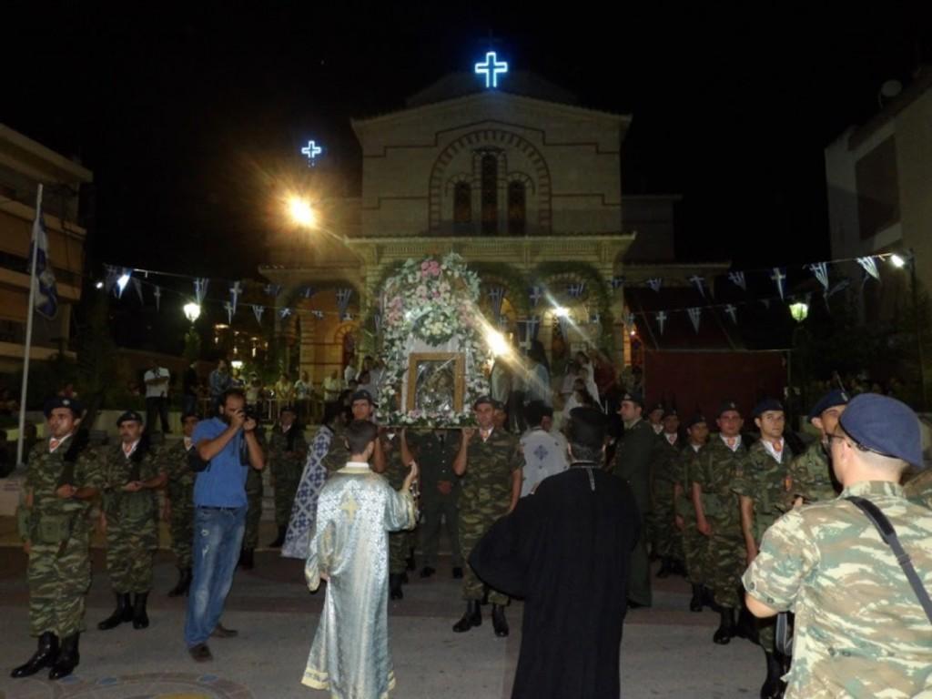 You are currently viewing Πανηγυρικός εορτασμός στην Παναγία Γιάτρισσα στο Λουτράκι