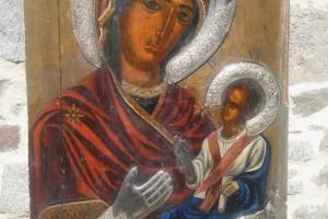 Εορτή της Υψώσεως του Τιμίου Σταυρού υπό την σκέπη της Παναγίας της Αρχαγγελιώτισσας