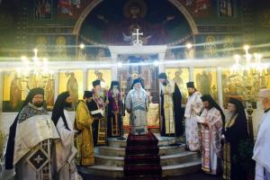 Η Εκκλησία θυμήθηκε τον μακαριστό π. Στέφανο Αβραμίδη