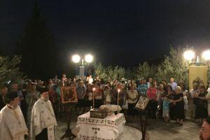 Λήξη του Ιεραποστολικού έτους με Θεομητορική Αγρυπνία στον Βόλο