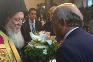 Επίσκεψη Υφυπ. Εξωτερικών στο Οικ. Πατριαρχείο