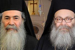 Γεφυρώνει το χάσμα Αντιόχειας-Ιεροσολύμων ο Αρχιεπίσκοπος Κύπρου;