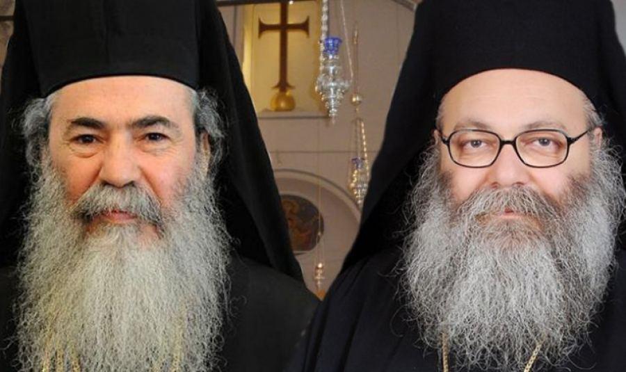You are currently viewing Γεφυρώνει το χάσμα Αντιόχειας-Ιεροσολύμων ο Αρχιεπίσκοπος Κύπρου;