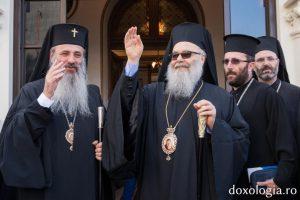 Ο Πατριάρχης Αντιοχείας Ιωάννης στην Ρουμανία