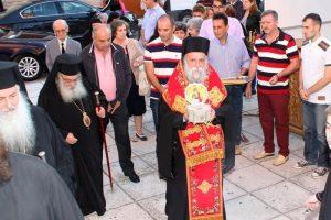 Με λαμπρότητα εορτάστηκε η Παναγία η  Παντάνασσα στην Έδεσσα
