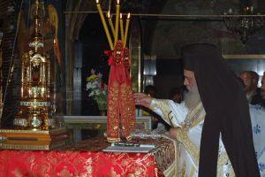 Ιερά Αποδημία στους Αγίους Τόπους με επικεφαλής τον Μητροπολίτη Εδέσης