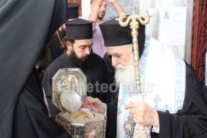 Η Καλαμπάκα τιμά τον Πολιούχο της Αγιο Βησσαρίωνα