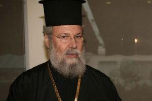 Αρχιεπίσκοπος Κύπρου Χρυσόστομος : Το προσκύνημα των Ιερών λειψάνων δεν είναι θέμα της Επιτρόπου Διοικήσεως