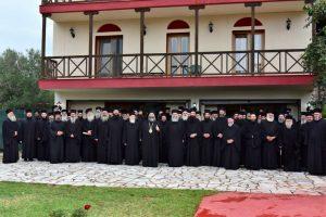 Η πρώτη Ιερατική Σύναξη για το νέο Εκκλησιαστικό έτος στην Ι.Μ. Λαγκαδά