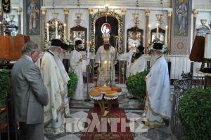 Λαμπρός εορτασμός του Γενέσιου της Θεοτόκου στη Συκιάδα