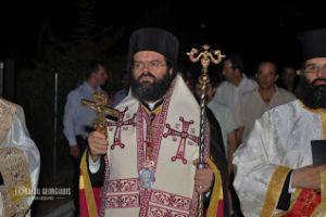 Επίσκεψη του Μητροπολίτη Μαρωνείας στον Περιφερειάρχη Ανατολικής Μακεδονίας και Θράκης