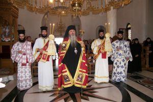 Ο Μητροπολίτης Νέας Κρήνης & Καλαμαριάς κ. Ιουστίνος ευλόγησε την πανήγυρη της Ιεράς Μονής Ταξιαρχών Πηλίου