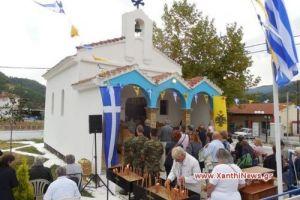 Οι απόστρατοι αξιωματικοί δίνουν ζωή στα εκκλησάκια στα Πομακοχώρια