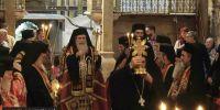 Εγρήγορση κατά των διωγμών ζήτησε ο Πατρ. Ιεροσολύμων