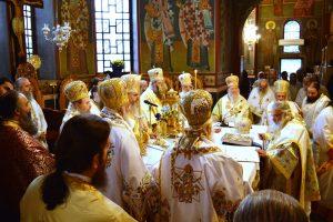 Τα ονομαστήριά του εόρτασεσεμνά και ταπεινά, ο σεπτόςΠοιμενάρχης Εδέσσης Ιωήλ