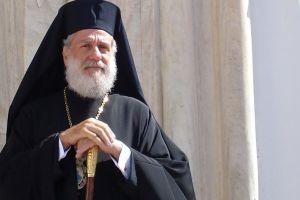 """Σύρου Δωρόθεος: """"Φοβούνται την εκκλησία αυτοί που την πολεμούν"""""""