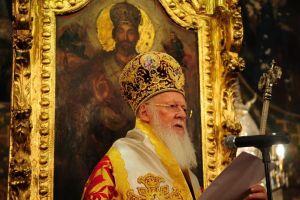 Η  Μητρόπολη Δημητριάδος για τον Οικουμενικό Πατράρχη Βαρθολομαίο