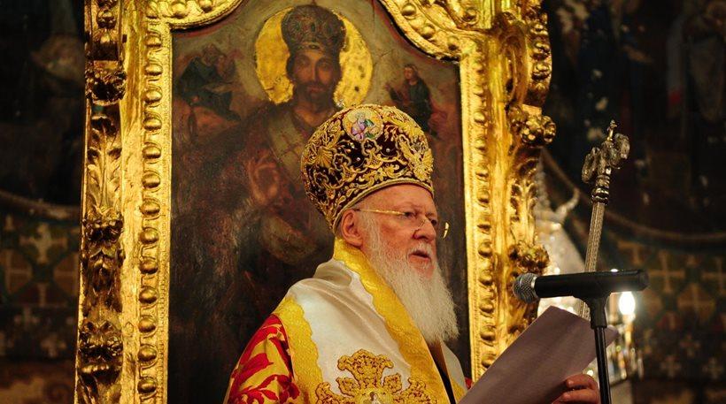 You are currently viewing Τρισάγιο του Οικουμενικού Πατριάρχη στον Πέργης Ευάγγελο