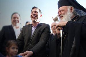 """Ιερώνυμος σε Τσίπρα: """"Να μην υπονομεύουμε o ένας τον άλλο"""""""
