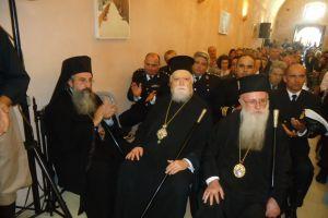 Άρχισαν οι εορτασμοί των 150 χρόνων από το ολοκαύτωμα της Μονής Αρκαδίου