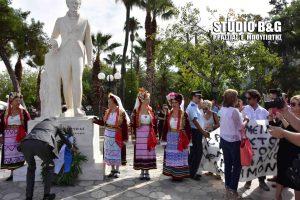 Επετειακές εκδηλώσεις για τον Καποδίστρια στο Ναύπλιο