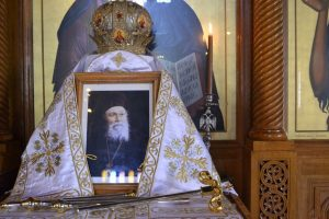 Αγίου Ιακώβου μνήμη και Αρχιεπισκόπου Ιακώβου μνημόσυνο