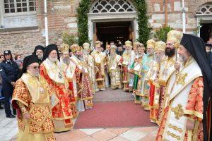 Ο εορτασμός του Αγίου Δημητρίου σε φωτοψηφίδες
