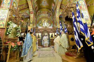 Ημέρα Μνήμης του Μακεδονικού Αγώνος και της εις Πρεσβύτερον Χειροτονία που τελέσθηκαν την 16η Οκτωβρίου 2016, εις την Ιερά Μητρόπολη Λαγκαδά, Λητής και Ρεντίνης