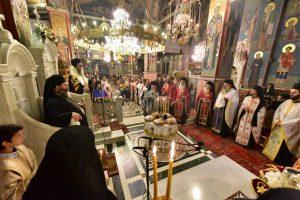 Πανηγυρικό Αρχιερατικό Εσπερινό της εορτής Αγίου Μεγαλομάρτυρος Νέστωρος