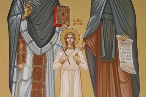 Τα Τρίκαλα θα υποδεχθούν τα Λείψανα των Αγίων Ραφαήλ, Νικολάου και Ειρήνης
