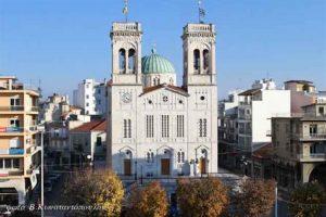 """Έκτακτη επικαιρότητα:""""Άγνωστοι""""έκαναν γυαλιά καρφιά τα γραφεία του Καθεδρικού ναού του Αγίου Βασιλείου Τριπόλεως!!"""