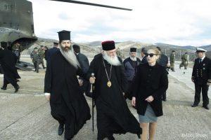 Ο Αρχιεπίσκοπος κατά των Βρυξελλών από τον Άη Στράτη