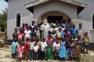 Ποιμαντική περιοδεία του Πατριάρχη Αλεξανδρείας στις εσχατιές της  Τανζανίας