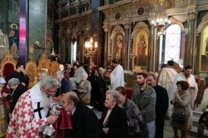 Θεία Λειτουργία Αγίου Ιακώβου του Αδελφοθέου στην Ι.Μ. Αλεξανδρουπόλεως