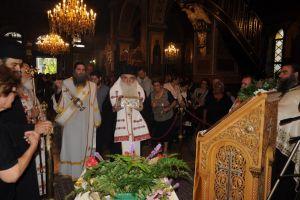 Αργολίδος Νεκτάριος: Ο Άγιος Λουκάς είναι δώρο του Θεού στην εποχή μας