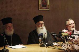 """> Δημητριάδος Ιγνάτιος: """"Να ανασταλεί το Πρόγραμμα Σπουδών στα Θρησκευτικά""""   – Τι είπε για το δημοψήφισμα"""