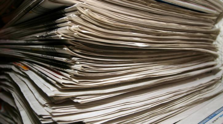 Οι προτάσεις του Αρχιεπισκόπου στα πρωτοσέλιδα των εφημερίδων