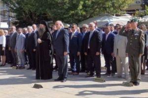 Λαμπρός ο εορτασμός της 104ης επετείου Απελευθέρωσης της Ελασσόνας