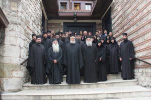 Προσκυνηματική επίσκεψη στο Οικουμενικό Πατριαρχείο για τα 25 χρόνια πατριαρχίας του Οικουμενικού Πατριάρχη κ.κ. Βαρθολομαίου.
