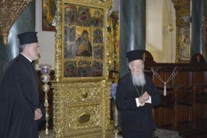 Χρέος και Ευθύνη η προστασία των Χριστιανών στην Μ. Ανατολή