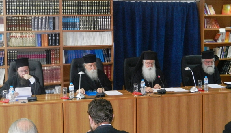 You are currently viewing Ο Απόστολος Παύλος στο επίκεντρο των Ιερατικών Συνάξεων της Ι.Μ. Δημητριάδος