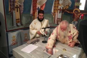 Εγκαίνια Ιερού Παρεκκλησίου και Χειροθεσία Κληρικού στην Ι.Μ.Καλαβρύτων και Αιγιαλείας