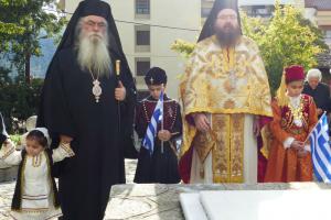 """Καστορίας: """"Ήρωες σαν τον Παύλο Μελά, πρέπει να είναι τα πρότυπά μας"""""""