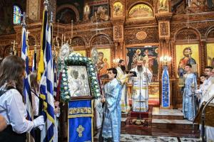 Τίμησαν τα Ελευθέρια της Κατερίνης και τον Μακεδονικό Αγώνα