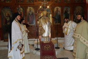 Κόρινθος: Εορτάσθηκαν τα δέκα χρόνια  αρχιερατείας του μητροπολίτη Διονυσίου