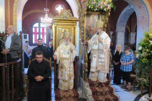 Το δεκαετές Μνημόσυνο του Γέροντος Εφέσου Χρυσοστόμου στην Ερμούπολη